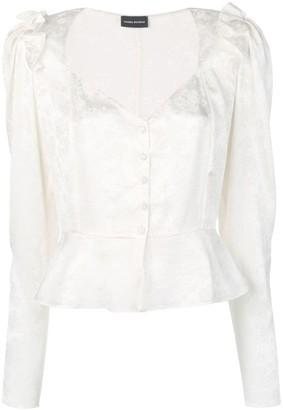Magda Butrym Evora blouse