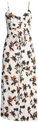 Derek Lam Floral Camisole Dress
