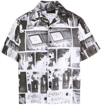 Enfants Riches Deprimes Photo Print Shirt