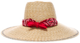 Lola Hats Windstock Hat in Neutrals.