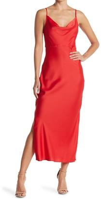 Taylor Midi Slip Dress