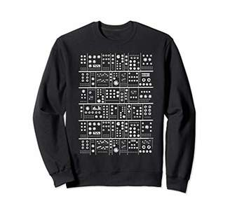 Modular Synthesizer Player Sweatshirt