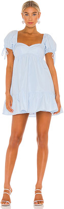 Amanda Uprichard Sicily Mini Dress