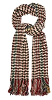 Isabel Marant Alva wool and cashmere-blend scarf