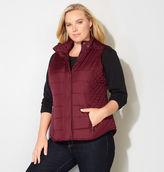 Avenue Hooded Quilt Vest