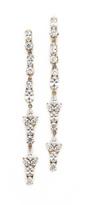 Iosselliani Kara Linear Drop Earrings