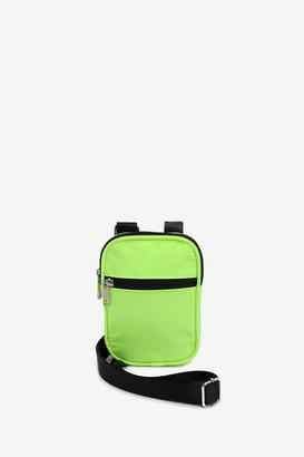 Ardene Neon Nylon Crossbody Bag