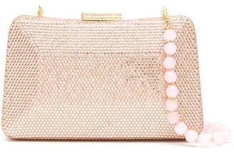 Serpui Marie Mirela clutch bag with crystals