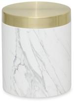 DKNY Marbled Ceramic Jar