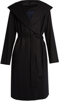 The Row Marney wool-blend coat