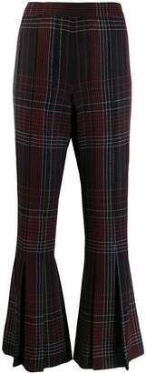 Marco De Vincenzo flared trousers