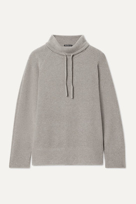 James Perse Cashmere-blend Sweater - Mushroom