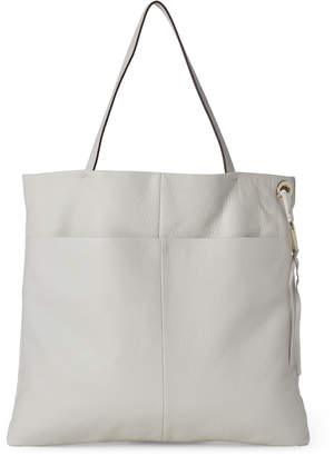 Vince Camuto Solid Leather Tote