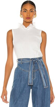See by Chloe Embellished Jersey Tee