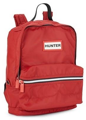 Hunter Zip-Up Backpack