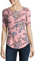 Almost Famous Tunic Top Juniors