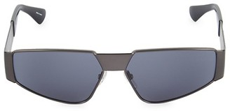 Moschino 59MM Geometric Sunglasses