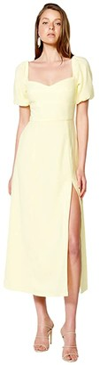 Bardot Jacynta Dress (Sun Yellow) Women's Dress