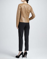 Vince Cropped Straight-Leg Trousers