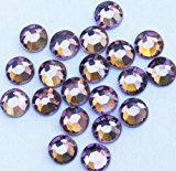 Zinkcolor Crystal Rhinestone Ss10 Light Amethyst 20P Cell Phone Embellishment