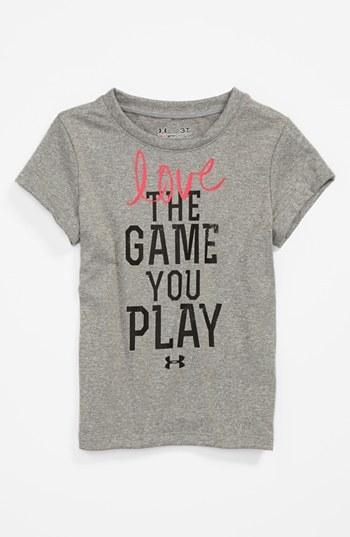 Under Armour T-Shirt (Toddler Girls)