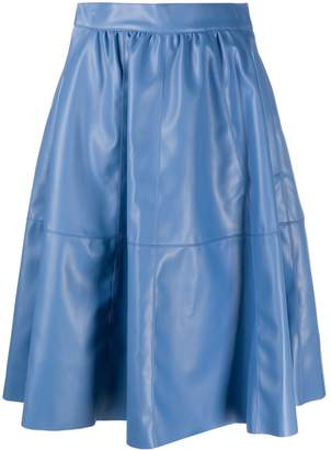 Jejia Panelled Midi Skirt
