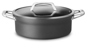 Zwilling J.A. Henckels Motion Aluminum Hard Anodized Nonstick 8.5-Qt. Dutch Oven