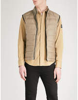 Belstaff Rodings Quilted Shell-down Gilet