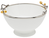 Godinger Blosson Salad Serving Bowl
