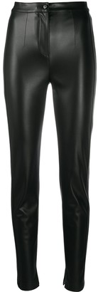 Patrizia Pepe High-Rise Trousers