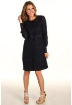Elie Tahari Jennifer Dress (Spring Navy) - Apparel