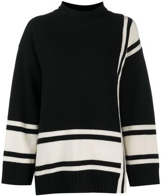 Seventy Oversize Stripe Jumper