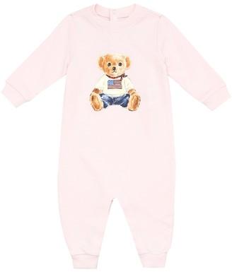 Polo Ralph Lauren Kids Baby cotton-blend onesie