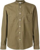 Hope button safari shirt