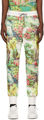 Paul Smith 50th Anniversary Multicolor Printed Lounge Pants