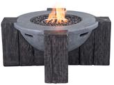 ZUO Hades Propane Fire Pit