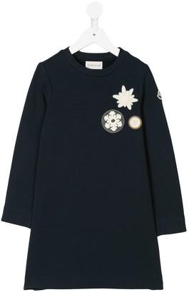 Moncler Enfant Knitted Dress