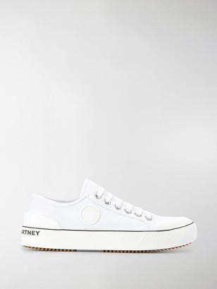 Stella McCartney Low-Top Lace-Up Sneakers