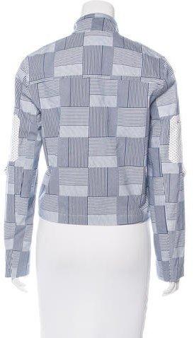 Issa Printed Lightweight Jacket