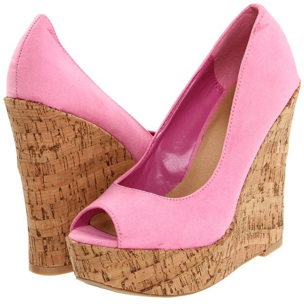 Diba Red Rose (Black Suede) - Footwear
