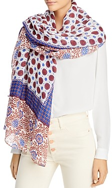 Fraas Foulard Patchwork Scarf - 100% Exclusive