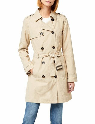 Berydale Women's Trench Coat with Belt