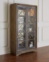 Hooker Furniture Stryker Lighted Curio Cabinet