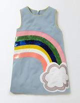 Boden Fun Woven Dress