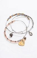 J. Jill Heart Charm Bracelet