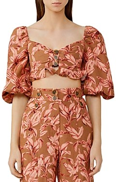Significant Other Sienna Bodice Top