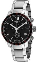 Tissot Quickster Collection T0954171105700 Men's Stainless Steel Watch
