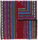 Missoni crochet knit scarf - women - Cotton/Modal - One Size
