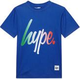 Hype Italy flag logo t-shirt 3-14 years