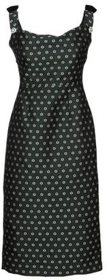 ALEXACHUNG Knee-length dress